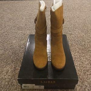 Ralph Lauren Shelby Boots